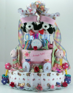 nappy bag cake